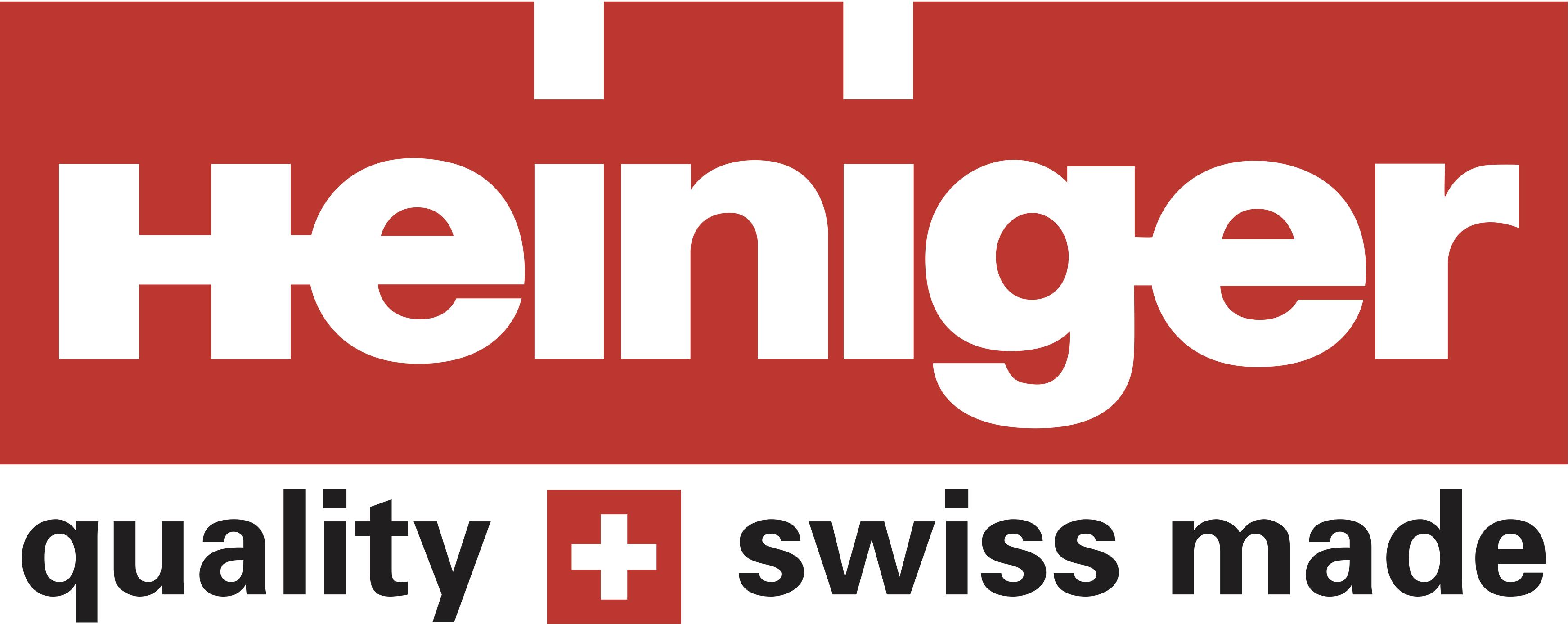 logo Heiniger completo